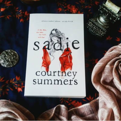 Sadie by Courtney Summers bookstagram review