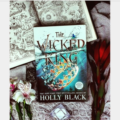 The Wicked King by Holly Black ARC Book Review.jpeg