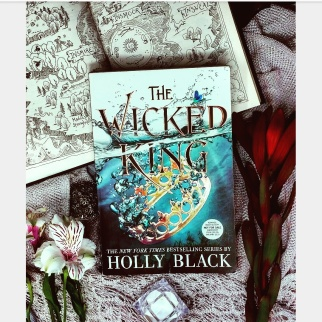 The Wicked King by Holly Black ARC Book Review