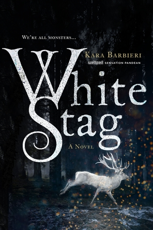 White Stag by Kara