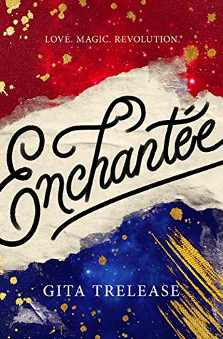 Enchantee by Gita trelease red cover