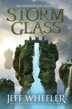 storm glass by jeff wheeler