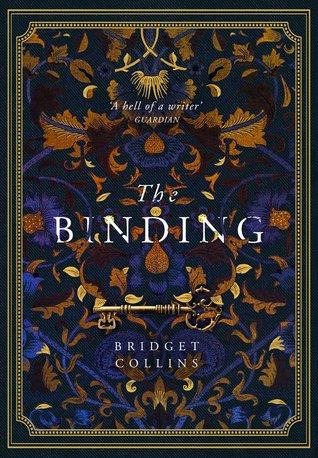 the binding my bridget collins