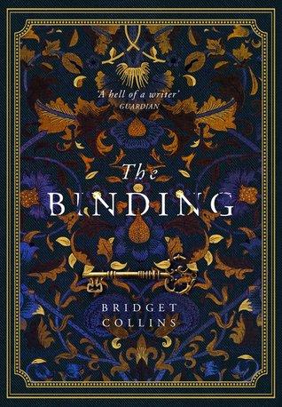 the binding my bridget collins