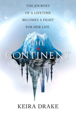 the continent by keira drake