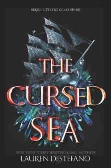 the cursed sea by lauren destefano