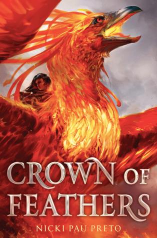 crown of feathers by nicki pau preto
