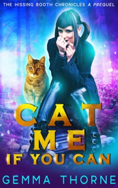 cat me if you can by gemma thorne