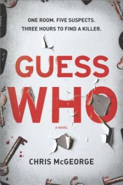 guess who by chris megeorge