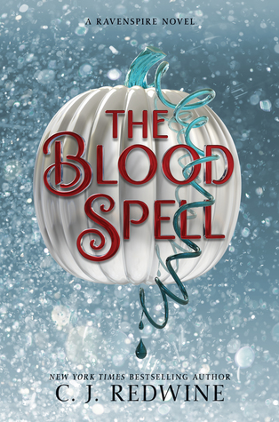 the blood spell by cj redwine