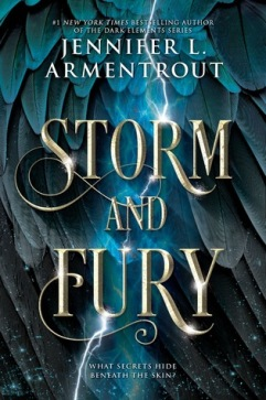 Storm and Fury by Jennifer L Armentrout