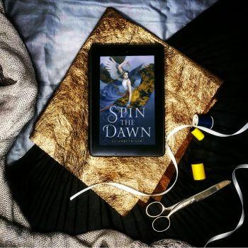 Spin the Dawn by Elizabeth Lim Bookstagram Photo.jpg