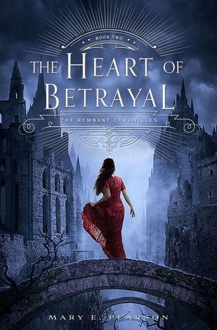 The Heart of Betrayal by Mary E Pearson.jpg