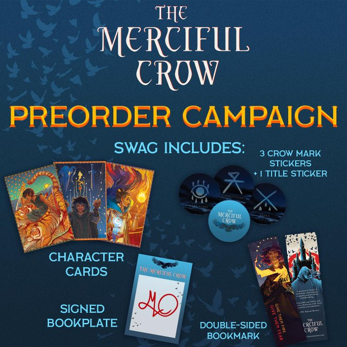 The Merciful Crow Preorder Campaign.jpg