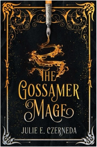 The Gossamer Mage by Julie E Czerneda.jpg