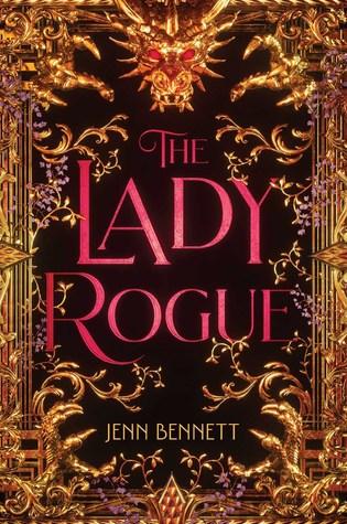 The Lady Rogue by Jenn Bennett.jpg