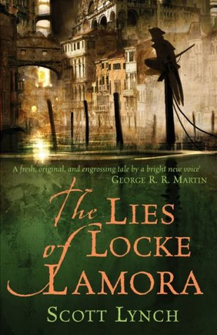 The Lies of Locke Lamora Owned