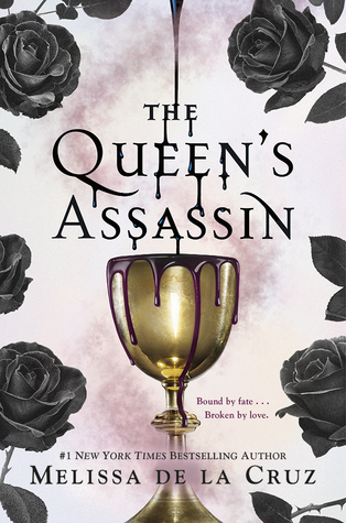 The Queen's Assassin by melissa de la cruz.jpg