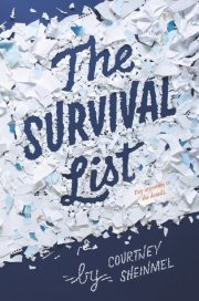The Survival List by Courtney Sheinmel