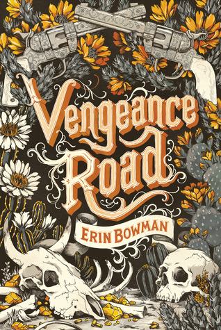 vengeance road by erin bowman