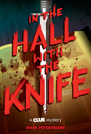 In the Hall with the Knife by Diana Peterfreund.jpg