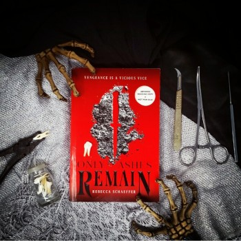 only ashes remain by rebecca schaeffer bookstagram photo taken by mankaa23.png