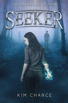 seeker by kim chance cover