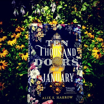 the ten thousand doors of january by alix e harrow bookstagram photo.png