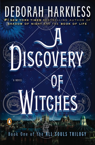 A Discovery of Witches by Deborah Harkness.jpg