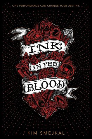 Ink in the Blood by Kim Smejkal