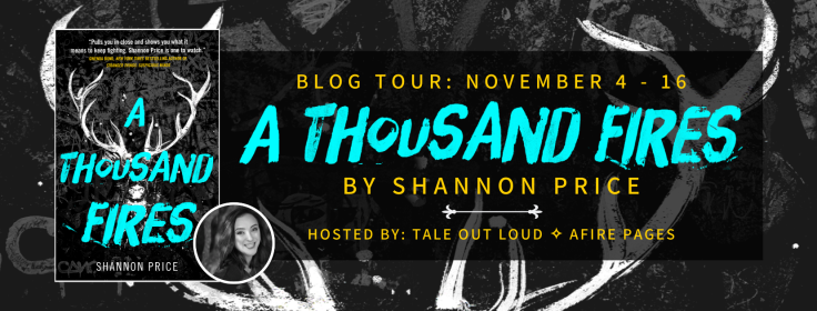 A Thousand Fires by Shannon Price Blog Tour Banner.png