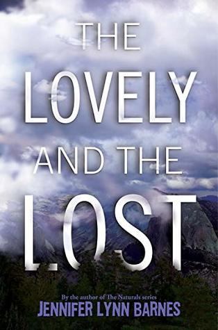 THe Lovely and the lost by jennifer lynn barnes.jpg