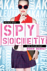 Spy Society by Robin Benway