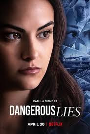 Dangerous Lies movie cover