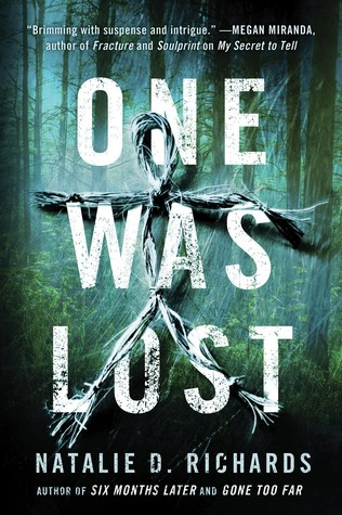 One Was Lost by Natalie D Richards
