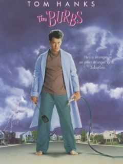The Burbs movie cover