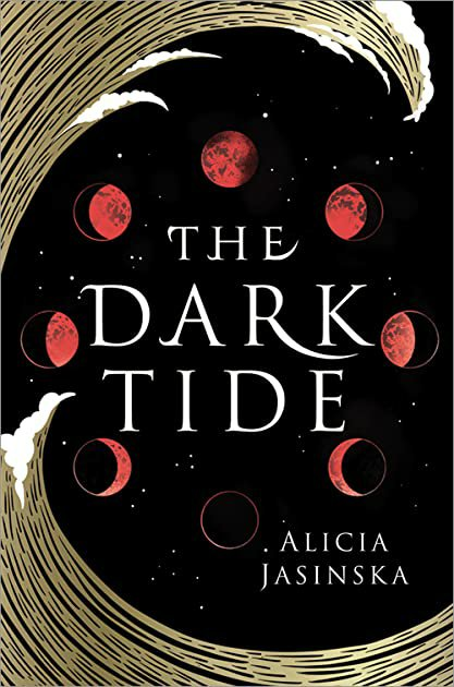 The Dark Tide by Alicia Jasinska book cover