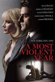 A Most Violent Year Movie Cover