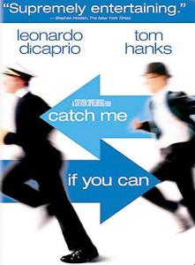 Catch Me If You Can Movie Cover