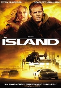 The Island Movie Cover