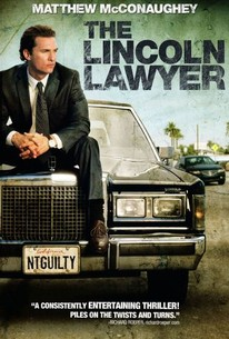 The Lincoln Lawyer Movie Cover