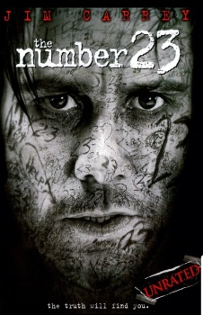 The Number 23 Movie Cover