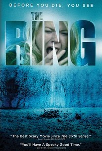 The Ring Movie Cover