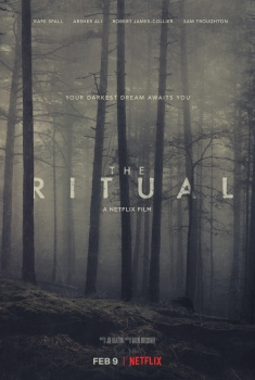 The Ritual movie cover