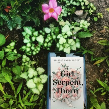 Girl Serpent Thorn by Melissa Barshardoust - Bookstagram photo