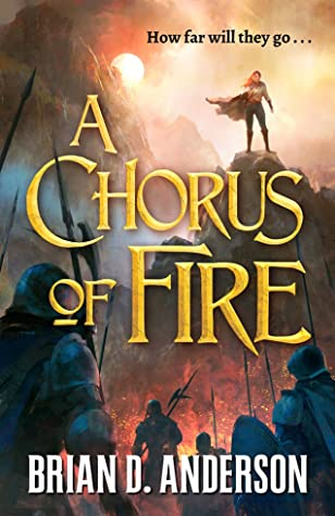 A Chorus of Five by Brian D Anderson