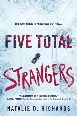 Five Total Strangers by Natalie D Richards