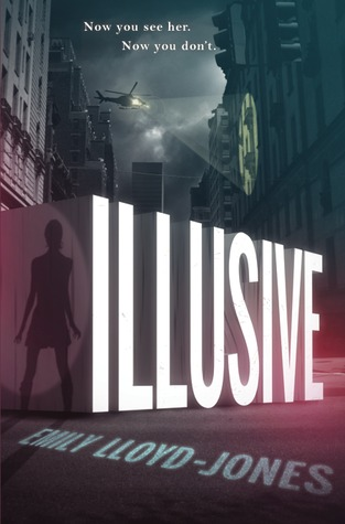 Illusive by Emily Lloyd Jones