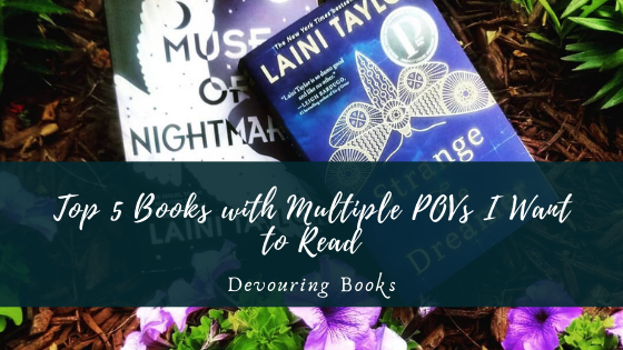 Top 5 Books with Multiple POVs I Want to Read