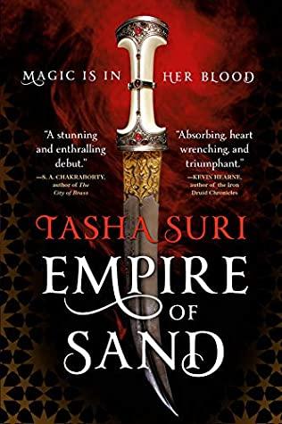 empire of sand by tasha suri book cover